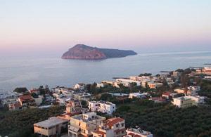 города и курорты греции