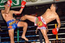 обучение тайскому боксу
