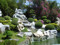 экскурсии в паттайе, сад миллионолетних камней