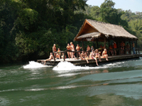 экскурси в паттайе, река Квай