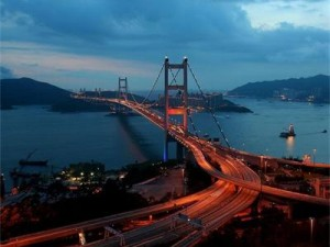 3-Bosphorus Suspension Bridge
