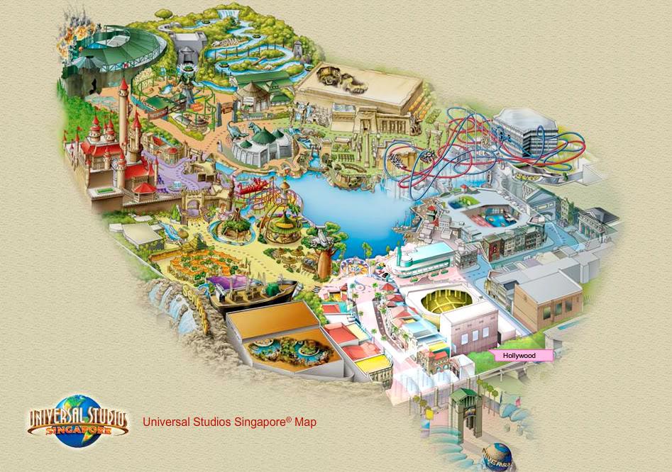 схема паркаusmap