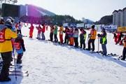 Горнолыжные курорты в Южной Корее