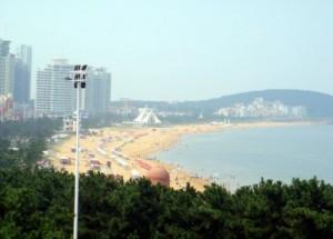 Центральный-пляж-г.-Вэйхай-500x359