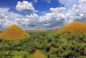 Туры на Филиппины. Остров Бохол.