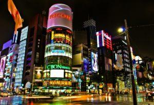 Туры в Японию из Иркутска